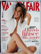Vanity Fair-'05-JENNIFER ANISTON,Jessica Lange,Ricky Martin,Aishwarya Rai,Lopez