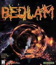 BEDLAM PC Game 1996