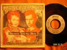 Money Talks - Brave young boy / Turn you over 45 klasse