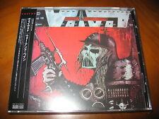 Voivod / War and Pain JAPAN Flotsam and Jetsam Metallica NEW Rare!!!!!!!!!! B
