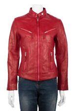 Ladies Leather jacket soft nappa leather