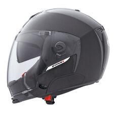 CABERG HYPER X METAL BLACK MOTORCYCLE HELMET [C4AA0030]