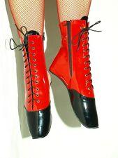 High heels, pumps ballet  latex gummi   producer POLAND -heels 0cm-grobe 40-47