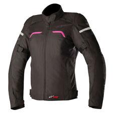 Alpinestars STELLA HYPER DRYSTAR NERO/Fucsia Moto Giacca a vento da donna