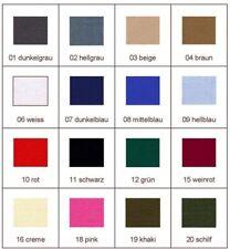 Zephir Aufbügelflicken feiner Stoff viele Farben Patches