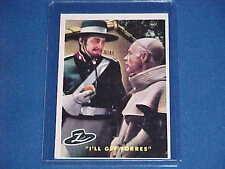 WALT DISNEY'S ZORRO #45 TV WESTERN TRADING CARD 1958