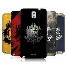 Oficial Monster Hunter mundo logotipos caso De Gel Suave Para Teléfonos Samsung 2