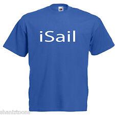 Sail Sailor Mens Adults T Shirt