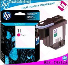 Della testina di stampa Magenta 11 ORIGINALE per stampanti della testina di stampa HP Hewlett Packard C4812A