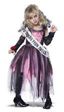 Prom Queen Girls Child Zombie Halloween Costume
