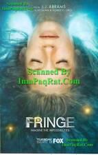 Fringe: Fox TV Series Premier: Great Photo Print Ad!