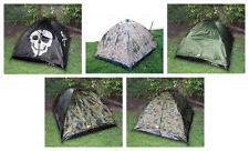 CI 2-Personen-Zelt EasyTec Kuppelzelt Campingzelt Camping 200x150cmx110cm