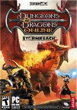 Dungeons & Dragons Online: Stormreach - CD-ROM & Games