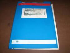 Werkstatthandbuch VW Golf IV / Bora Motronic Einspritzanlage ab 1998