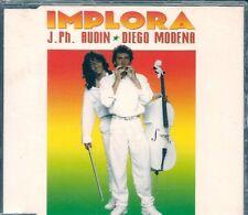 MAXI CD 2 TITRES--AUDIN / MODENA--IMPLORA--1992