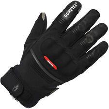 Richa City Gore-Tex Waterproof Leather Motorcycle Glove - Black
