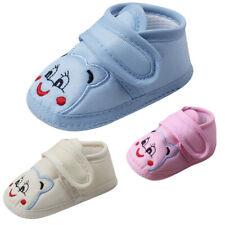 Baby Girl Boy Soft Sole  Fabric Cartoon Anti-slip Shoes Toddler Shoes Animal