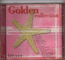 DEE CLARK AL JARREAU MINA SARAH VAUGHAN PLATTERS TAMS DIK DIK TROGGS CD Golden 3