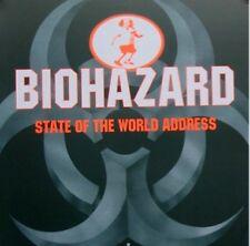 BIO HAZARD POSTER, STATE OF THE WORLD... (SQ16)