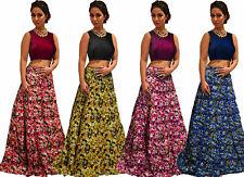 Women Lehenga Choli Stitched Low Range Outfit Indian Ethnic Wedding Party Wear