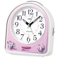 SEIKO PYXIS Disney Classical Music 31 Melodies Alarm Clock Auto Stop NR435W / P