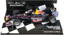 Minichamps Red Bull Racing Showcar 2009 - Sebastian Vettel 1/43 Scale