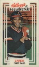 1983 Kellogg's Baseball - Choose Your Cards