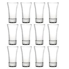 Set Of 6 12 24 60ml Queensway Shot Glasses Bar Glasses Shot Vodka Liquor Party