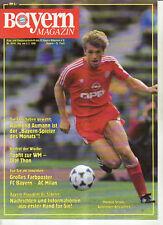 BL 89/90 FC Bayern München - FC St. Pauli