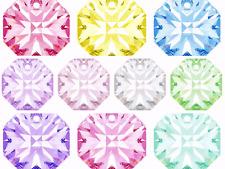 SWAROVSKI Lily Octagon 8115 Cristalli da appendere in vetro x100/x20 Ciondolo Gioielli