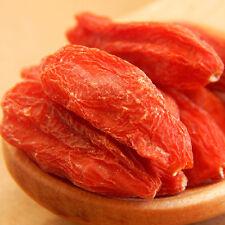 Top Dried Goji Berries Goji berry(Wolfberry) herbal Tea green food for healthy