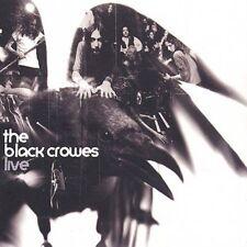 The Black Crowes - Live (CD, 2 Discs, V2) She Talks To Angels, Sting Me