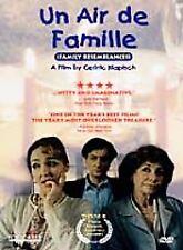 Un Air De Famille DVD, Jaoui, Agnès, Guillo, Alain, Gouard, Chantal, Frot....