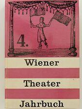 Wiener Theater Jahrbuch 4.