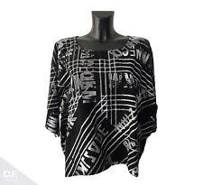 KAMUFLAGE Leinen Top Shirt Tunika Sommer Lagenlook Uni leicht *Made in Germany