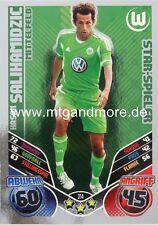 Match Attax 2011/2012 Hasan Salihamidzic #314 Star-Spieler