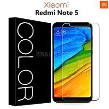 PELLICOLA VETRO TEMPERATO per Xiaomi Redmi Note 5 HD Ultra Clear 9H