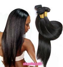 6A Mink Brazilian Straight Hair 3 Bundles Virgin Unprocessed Human Hair 150g