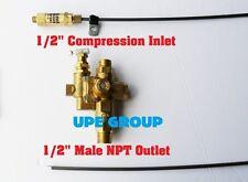 Gas Compressor Unloader Check pilot Valve  Throttle Control Bullwhip COMPRESSION