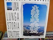 UNA LUNGA STORIA D'AUTORE 2 LP MINA OXA PRAVO MARCELLA PAOLO CONTE