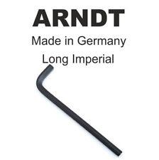 Hex Keys Allen Keys Alan Alen Key IMPERIAL LONG Chrome Vanad Steel Steel 911-LI