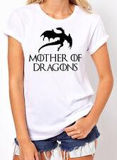 🔥 Mother of Dragons Women T-shirt SHIRT Inspired by Game Thrones Khaleesi GOT