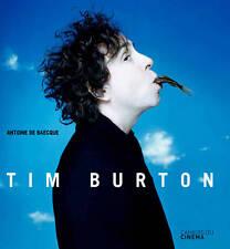 NEW Tim Burton (Cahiers Du Cinema) by Antoine de Baecque