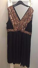 ASOS Midi Dress with Mirror Embellishment (AS31/2)