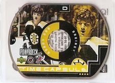 99/00 UPPER DECK POWERDECK TIME CAPSULE CD Hockey (#T1-T8) U-Pick From List