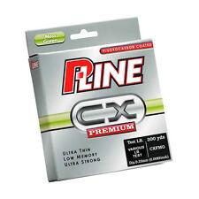 P-LINE CX PREMIUM MOSS GREEN FISHING LINE 300 YARDS choose lb test