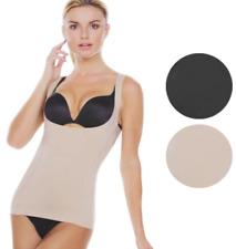 1bec68445dea6 New Stream Line Women s BodySuit Shapewear Open Bust Bra Cami Tank Top  561003T