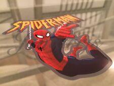 Marvel Spiderman Sticker Decal Vinyl Sign Comic Movie Avengers *3 Decal Sizes!*