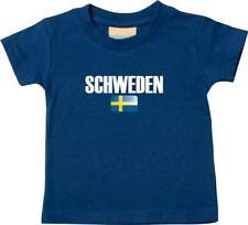 Baby Kids T-Shirt Fußball Ländershirt Marokko
