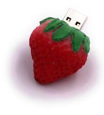 Erdbeere ganz Funny USB Stick div Kapazitäten